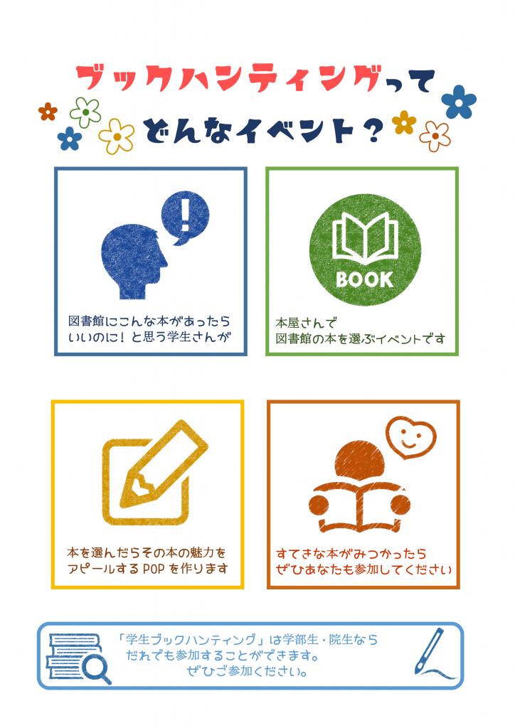 ブックハンティング紹介ポスター2020_01